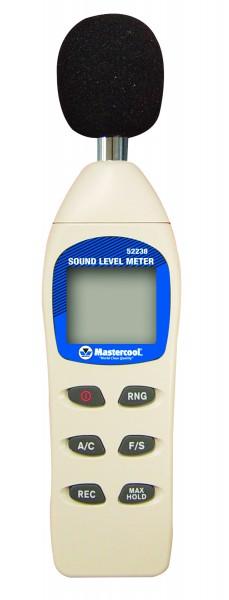 Digitales Schallpegelmessgerät