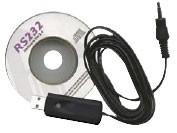Zubehör zu Airflow + Psychometer Datenlogger CD