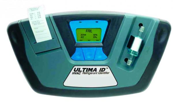 Ultima ID HVAC Kältemittel-Identifikator mit Drucker